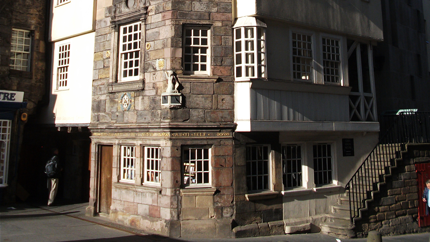 Doors Open Days: John Knox House   Events in Scotland