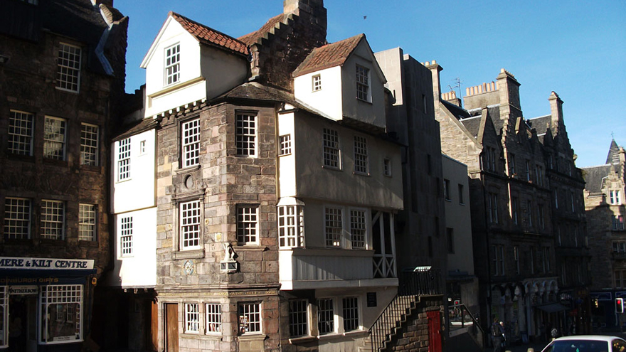 John Knox House – 30 Aug   Events in Scotland